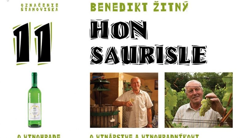 11 Hon Saurisle / Benedikt Žitný
