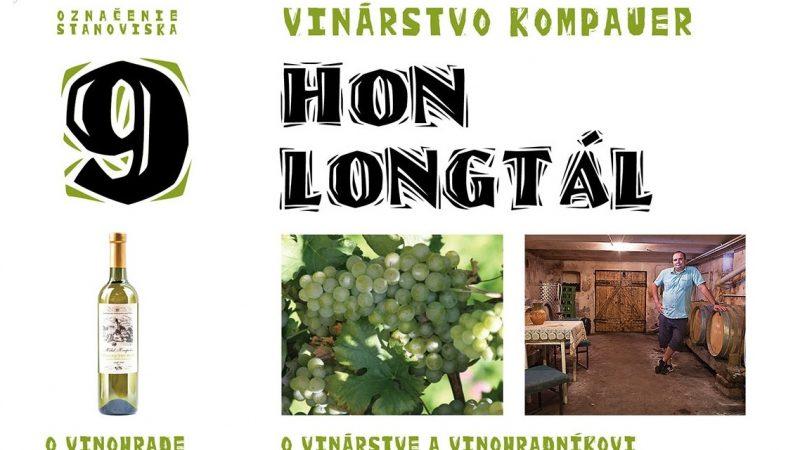 9 Hon Longtál / Michal Kompauer