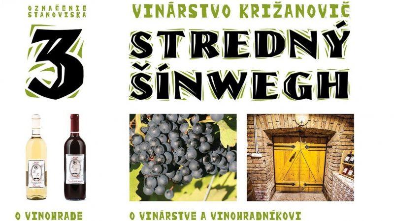 3 Stredný Šínwegh / Karol Križanovič